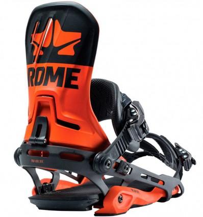 Fijaciones Rome D.O.D 2019 Orange