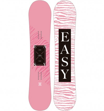 Tabla Easy Pink Torsion 2017/2018