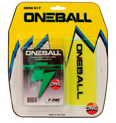 Oneballjay Mini Wax Kit