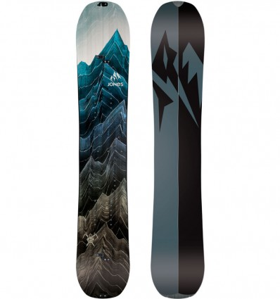 Jones Solution Splitboard 2018/2019
