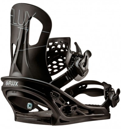 Fijaciones Flux TT 2019 Black