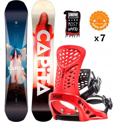 Capita Super DOA Pack 2020 RED