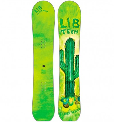 Lib Tech Worlds Greenest Snowboard 2017/2018