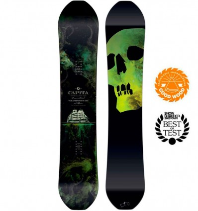 Capita The Black Snowboard of Death 2017